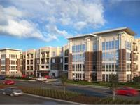 Exterior photo of Alexan Southside Place