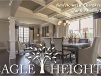 Interior photo of Cagle Heights