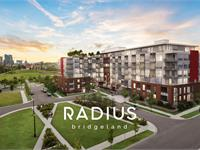 Exterior photo of Radius Bridgeland