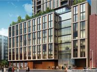 Exterior photo of 101 Spadina