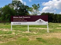 Exterior photo of White Oak Preserve