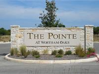 Exterior photo of The Pointe at Wortham Oaks