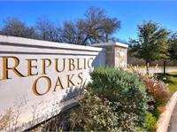 Exterior photo of Republic Oaks