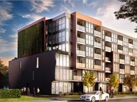 Exterior photo of King's Park Condominiums