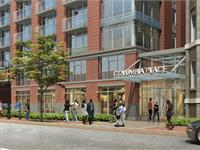 Exterior photo of Columbia Place