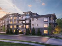 Exterior photo of COAST at Fraser Heights