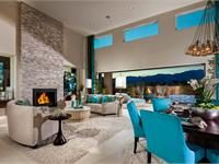Interior photo of Westcliffe at Porter Ranch - Cascades Collection