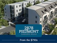 Exterior photo of Piedmont Garden Hills