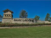Exterior photo of Bauer Landing