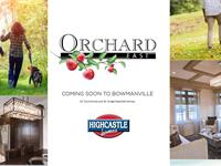 Exterior photo of The Orchards by Highcastle Homes