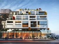 Exterior photo of 1181 Queen West Condos