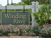 Exterior photo of Winding River