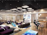 Interior photo of YotelPad Miami