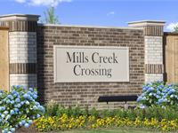 Exterior photo of Mills Creek Crossing