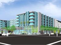 Exterior photo of SunWest Apartments