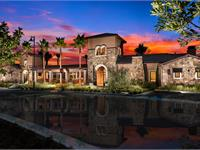 Exterior photo of Avila at Porter Ranch - Vistas Collection
