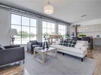 Interior photo of Matchedash Lofts