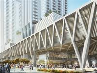 Exterior photo of Park-Line Miamicentral