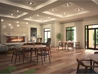 Interior photo of Claret on St Paul Condos
