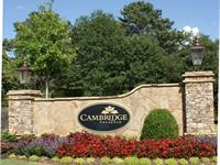 Exterior photo of Cambridge Preserve