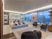 Interior photo of The Ritz-Carlton Residences, San Francisco