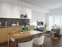 Interior photo of The Keeley Condos