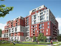 Exterior photo of The Keeley Condos