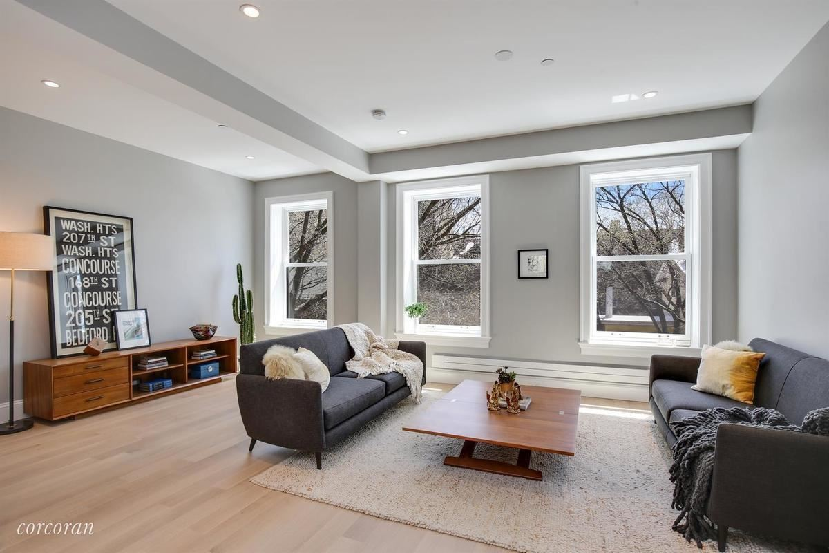 Interior photo of 215 Lafayette Avenue