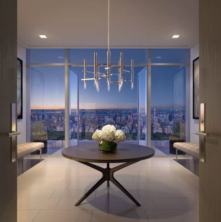 Interior photo of 200 Amsterdam Avenue