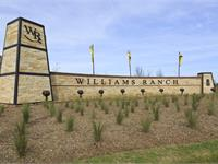 Exterior photo of Williams Ranch Preserve