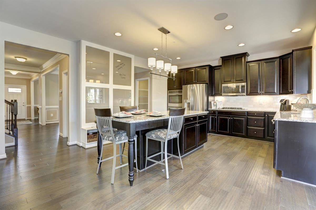 Interior photo of Silverleaf Single Family