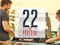Exterior photo of 22 At Portside