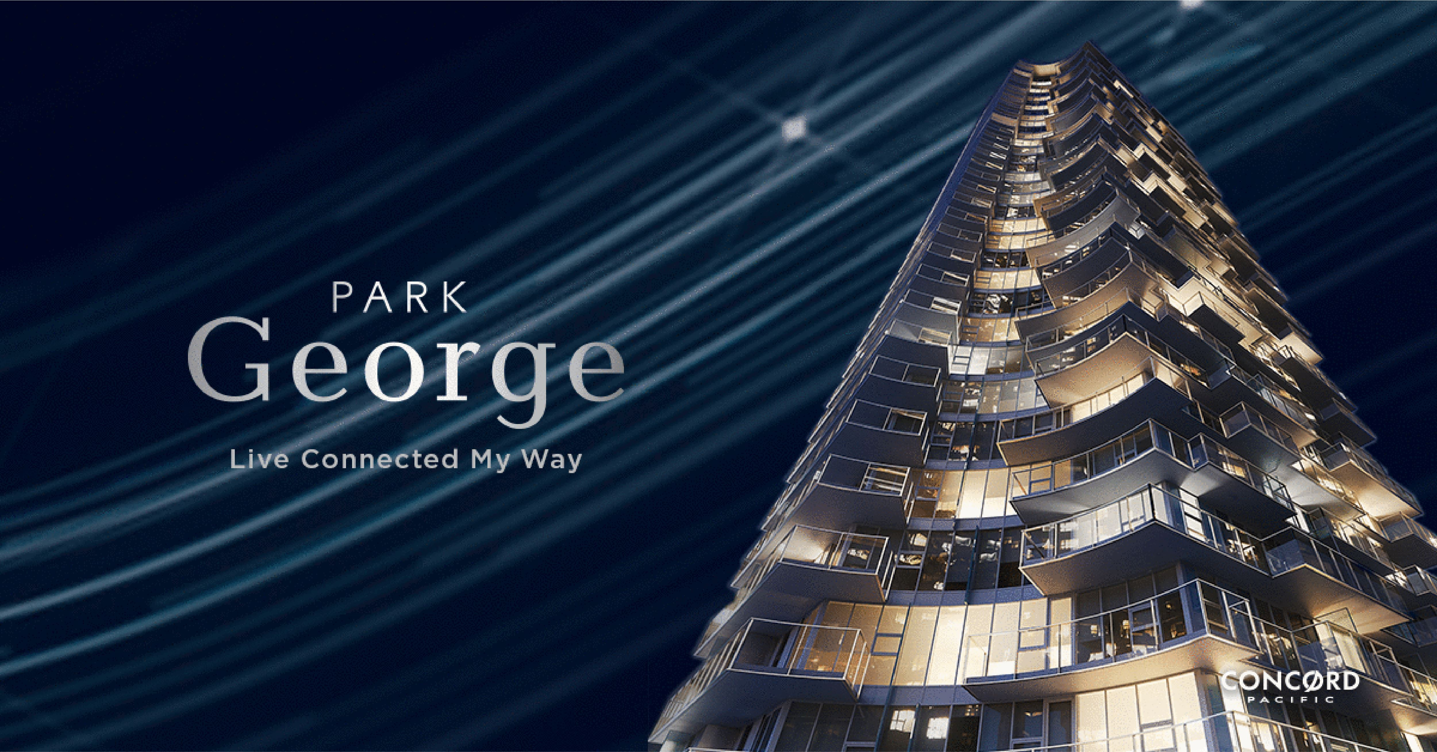 Exterior photo of Park George Phase II