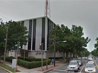 Exterior photo of Fox 5 Headquarters Redevelopment