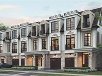 Exterior photo of 121 East Townhomes