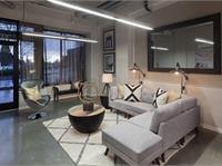 Interior photo of Luxe36 at Bryant Heights