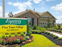 Exterior photo of Pine Trace Village