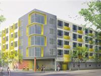 Exterior photo of Oso Apartments