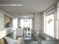 Interior photo of M Condos