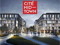 Exterior photo of Cité Midtown