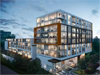 Exterior photo of Origin Lofts