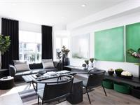 Interior photo of Shaughnessy Residences