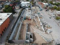 Construction photo of Matchedash Lofts