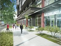 Exterior photo of The Highline at Union Market