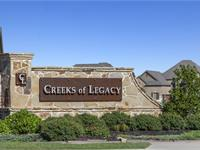 Exterior photo of Creeks of Legacy