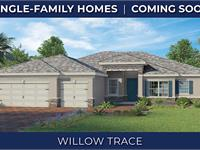 Exterior photo of Willow Trace