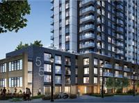 Exterior photo of Young Condos at City Centre