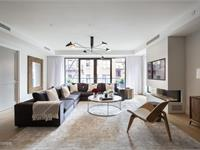 Interior photo of 134 West 83rd Street