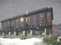 Exterior photo of Kayak Urban Townhomes