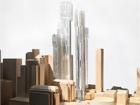 Construction photo of Mirvish+Gehry Toronto